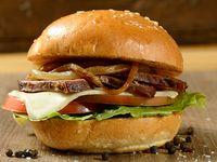 Brisket Ahumado Burger