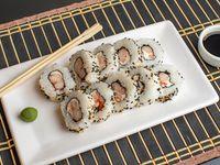 Camarón roll (10 piezas)