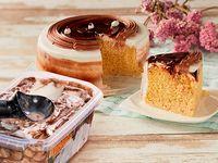 Combo Torta 3 Leches Pequeña + Litro de Helado
