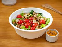 Armá tu Green Mix Salad con Hamburguesas X L