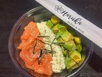 Philadelphia sushi salad