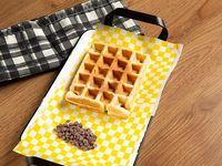Waffle Gaufrini con Chips de Chocolate