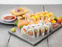 Combo sushi - 4 Huramakis + combinado de 30 piezas