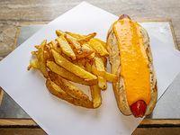 Hot dog batalla