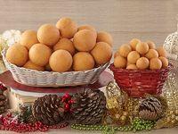 Caja de 50 Mini Buñuelos
