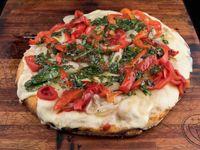 Pizzeta libanesa