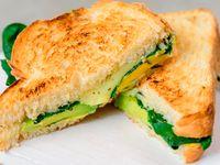 Sándwich Derretido Verde