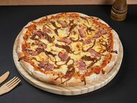 Pizzeta sweet bacon