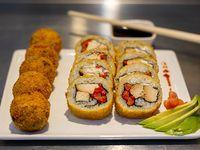 Tabla de sushi - 50 Piezas calientes