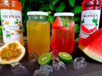 Soda Artesanal Sabor a Maracuyá 500 ml