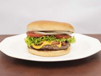 Burger Adicta BBQ Ahumada