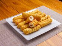 Promoción - 12 Tequeños de queso y batata