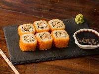 Grill hot roll