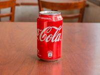 Lata de gaseosa Coca-Cola 354 ml
