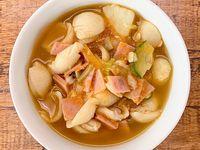 Sopa  Minestrone Tradicional