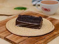 Torta De Chocolate - Sacher Porción