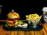 Bataraza burger
