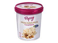 Helado de Macadamia