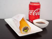 Promo Coca-Cola - Hand roll Lighy + bebida línea Coca-Cola 350 ml