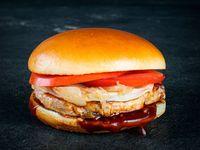 Hamburguesa Chicken + Papas