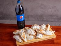 Promo - docena variadas + gaseosa Pepsi