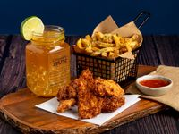 Combo Chicken Tenders Agridulce