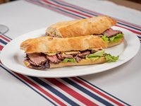 Sándwich de rosbif