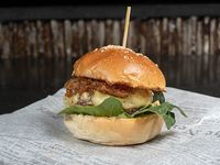 The Blue Cheese Supreme Burger