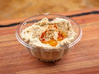 Hummus de garbanzo y sesamo