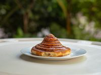 Cinnamon clásico con azúcar rubia y canela