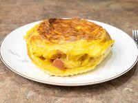 2 - Tortilla Rellena