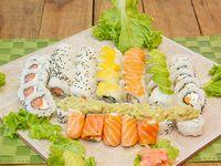 Promo - Full salmón (45 piezas)