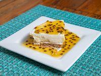 Cheesecake de maracuyá 4 oz