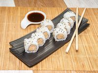 Tuna steamed roll