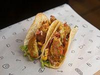 Taco veggie (falafel)