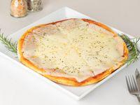 Pizzeta con muzzarella (30 cm)