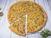 Pizza Familiar Mexicana