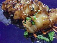 Dumplings de salmón (4 piezas)