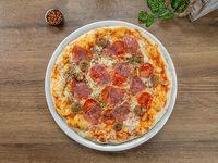 Pizza al forno (tamaño mediano)