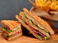 Combo Crispy Sandwich Praga