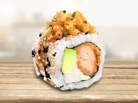 Sushi Salmón Tempura Roll (Medio)