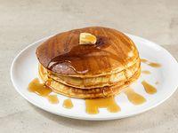 2 pancake con Nutella