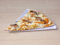 Pizza Personal Pollo Champiñón