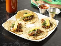 Tacos Bisteck