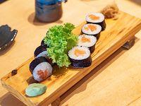 Maki salmón