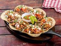 Bandeja mexicana - 6 tacos