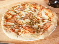 Pizza carpaccio gourmet