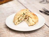Empanada caprese (sin gluten)