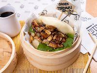 Bao chicken teriyaki
