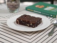 Brownie de chocolate (sin lactosa)